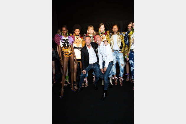 Dsquared2 (Backstage) - photo 12