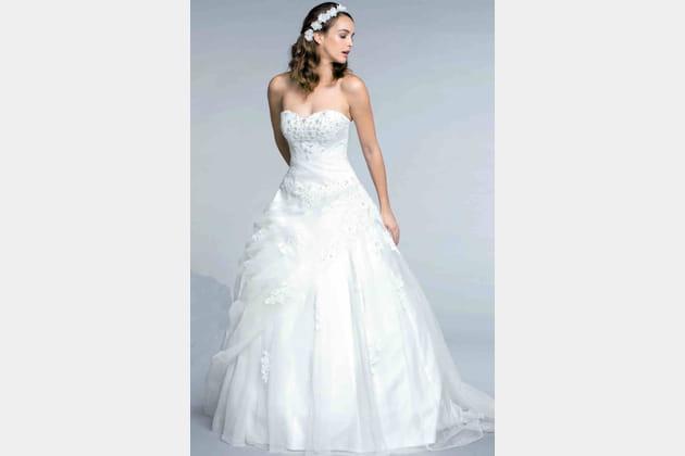 Robe de mariée Balanquin