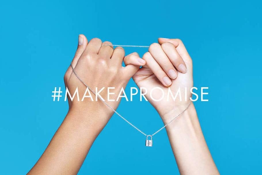 Louis Vuitton lance la journée #MakeaPromise pour l'UNICEF
