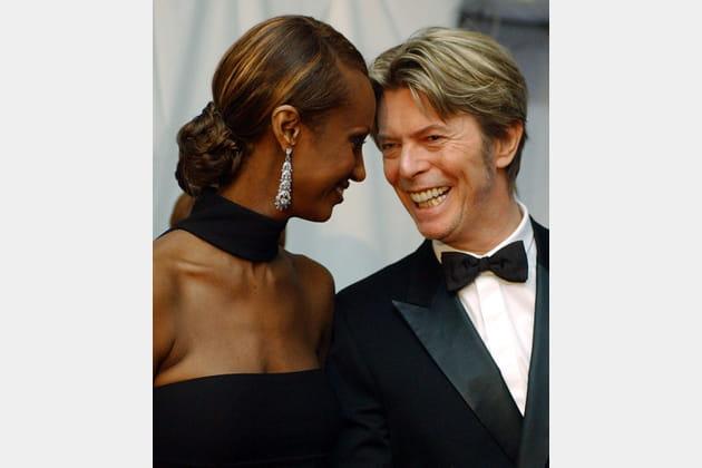 Duo très classe au Designers Fashion Awards, 3 juin 2002