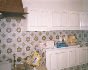 la cuisine de lydie avant