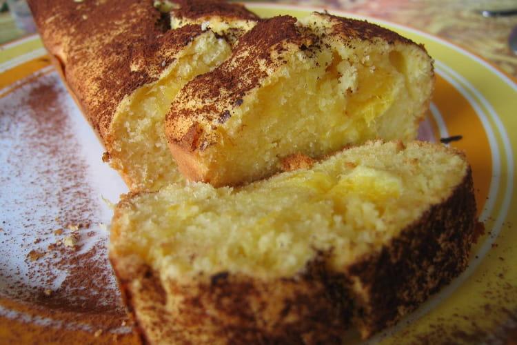 Cake moelleux chocorange du dimanche