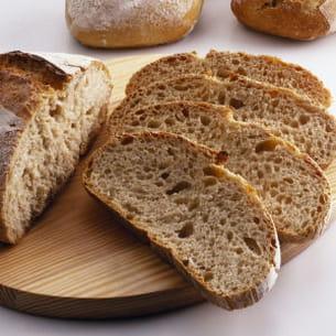 tartines de pain