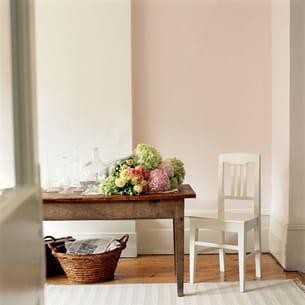 peinture de la collection attitude de ripolin coloris rose romantique