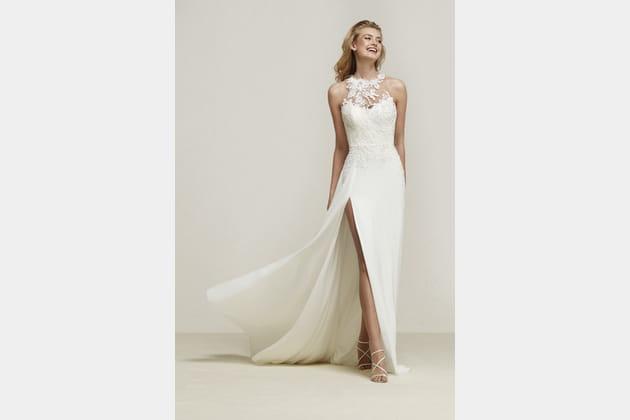 Robe de mariée Dramis de Pronovias
