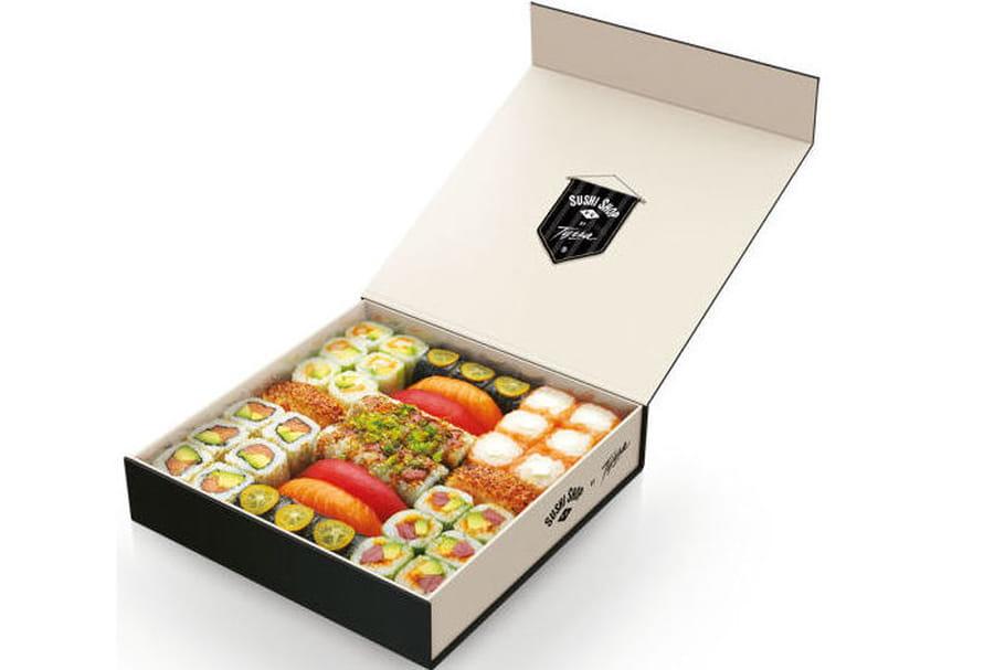 Concours Sushi Shop : gagnez des Box Football Club