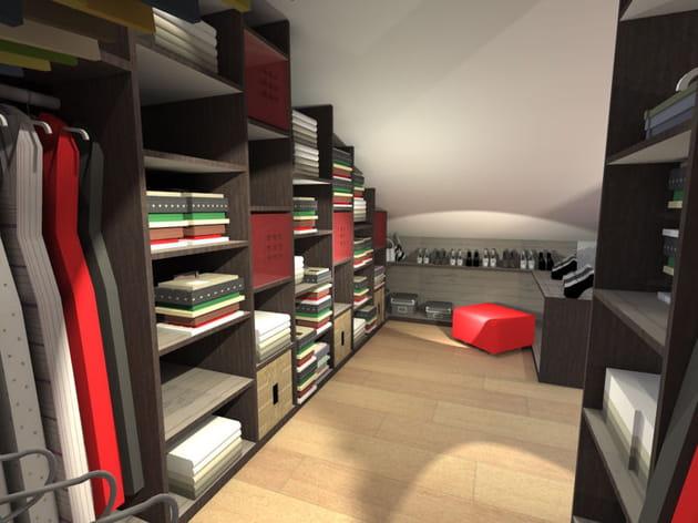 Un espace maximisé