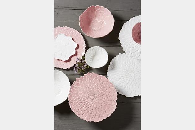 Vaisselle Rosalie par Côté Table