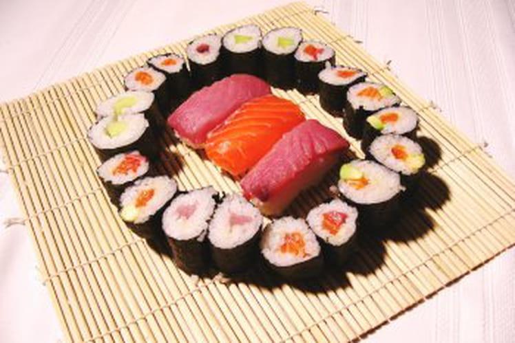 Sushis : la meilleure recette