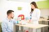 Taux de PSA (antigène prostatique spécifique) dans le sang élevé ou bas