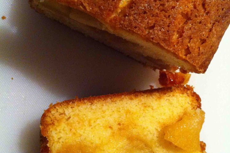 Le Cake Tatin