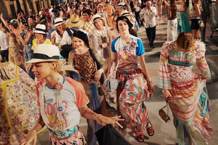 Chanel défilé croisière 2016/2017, le show cubain