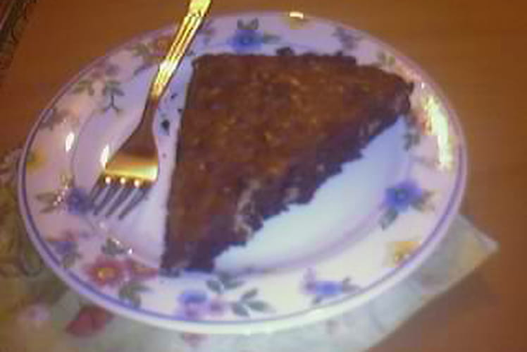 Brownie au chocolat noir