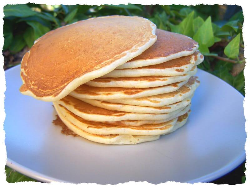 Recette de Pancakes comme aux States ! : la recette facile