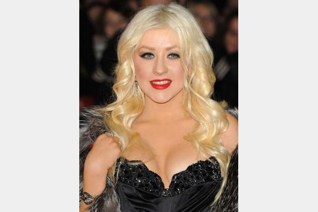 Christina Aguilera, chanteuse