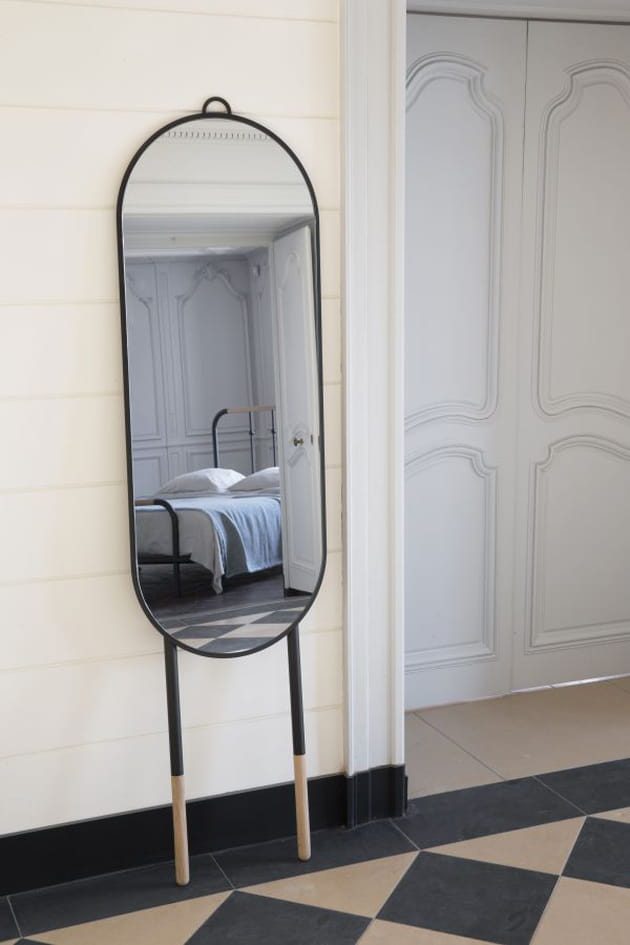 miroir psyche my lord par les iresistub. Black Bedroom Furniture Sets. Home Design Ideas