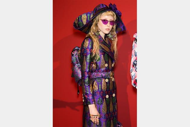 Gucci (Backstage) - photo 52