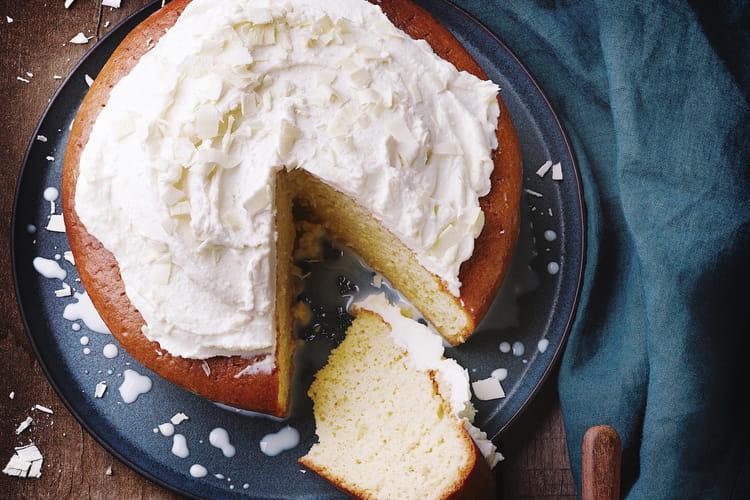 Pastel de tres leches (gâteaux mexicain aux trois laits)