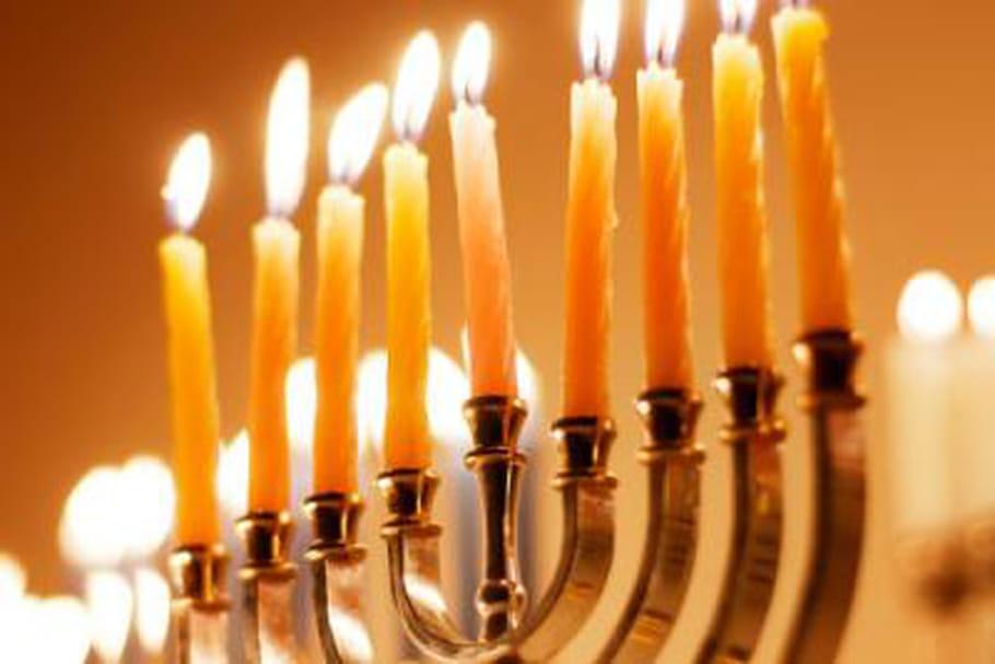 Hanouka, la fête juive des lumières côté cuisine