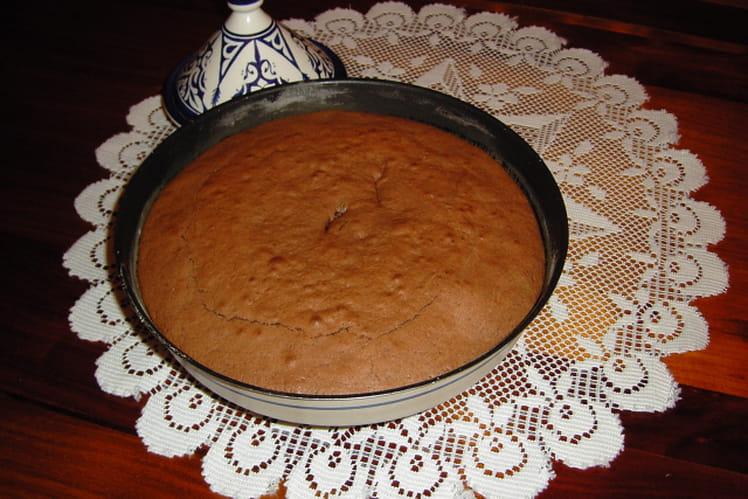 Moelleux au chocolat basique