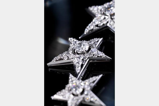 "La broche ""Comète"" de la collection Bijoux de Diamants de 1932"