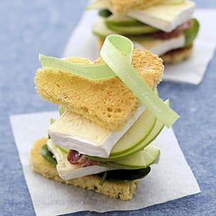 sandwich coeur au caprice des dieux