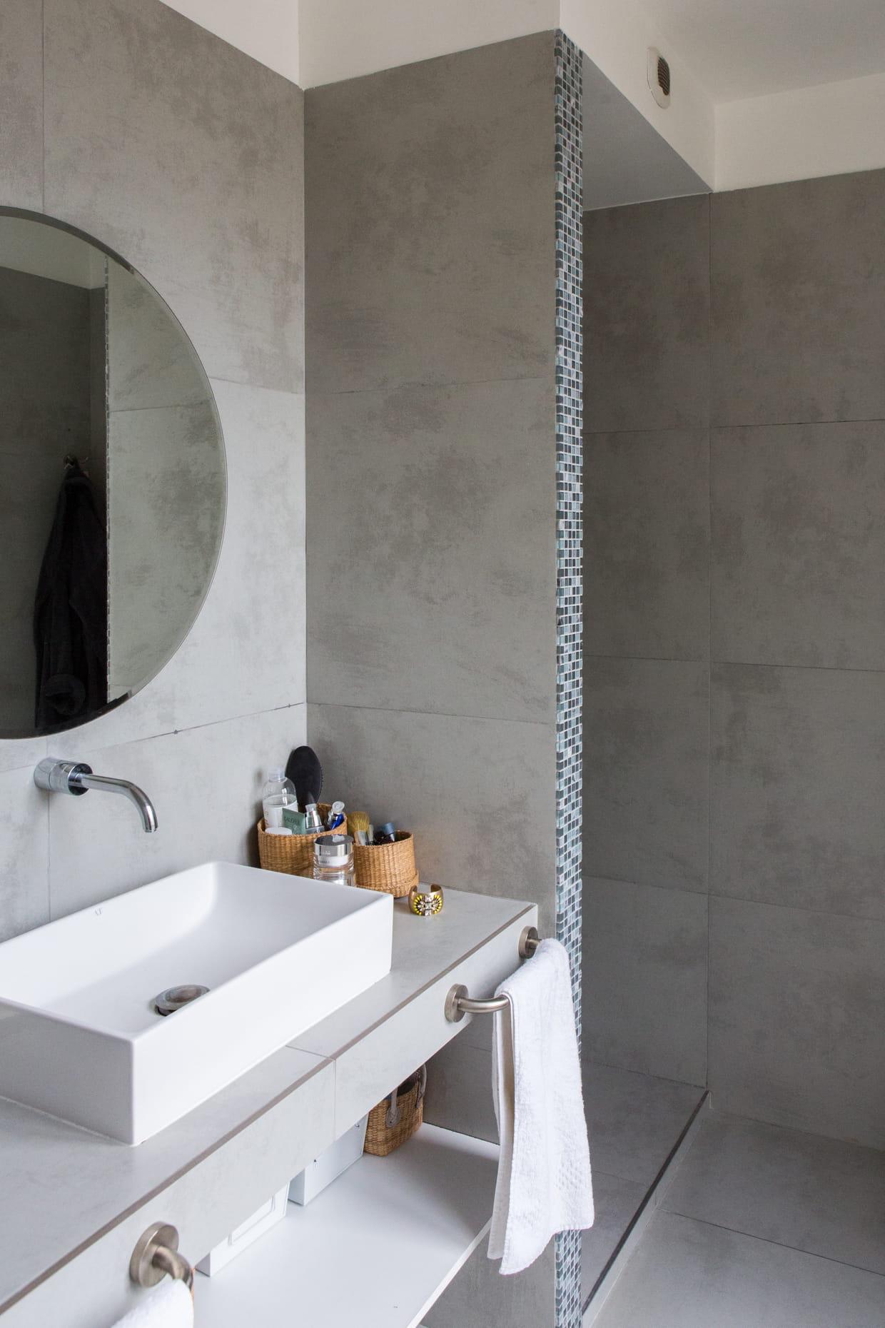 Tips to Create Sol Salle De Bains Moderne