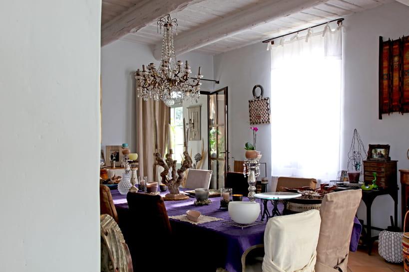 Choisir la couleur aubergine pour sa décoration d\'intérieur