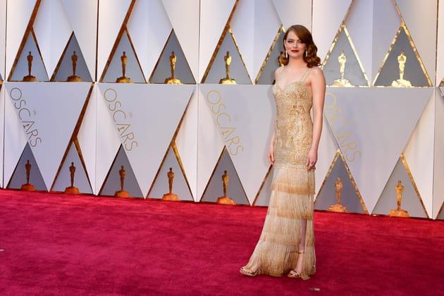 Les plus belles robes de Oscars 2017