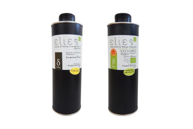 L'huile d'olive Elies