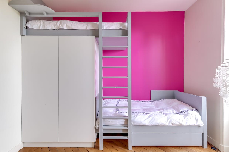 lit mezzanine de faberplace. Black Bedroom Furniture Sets. Home Design Ideas