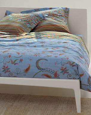nuances bleut es. Black Bedroom Furniture Sets. Home Design Ideas