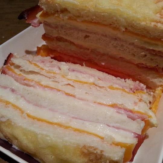 La popote de la rédac' : le croque-cake