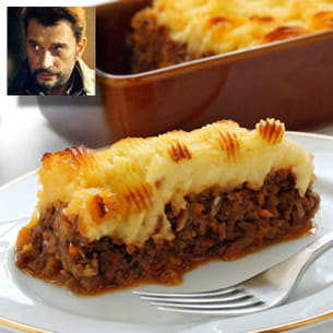 shepherd's pie pour johnny hallyday