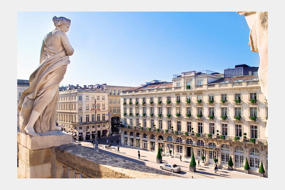 Le Grand Hôtel de Bordeaux & Spa, joyau authentique