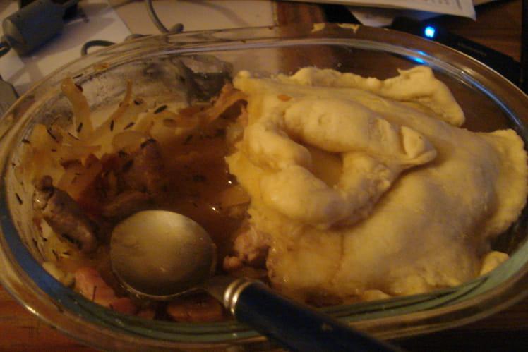 Pie au filet mignon de porc