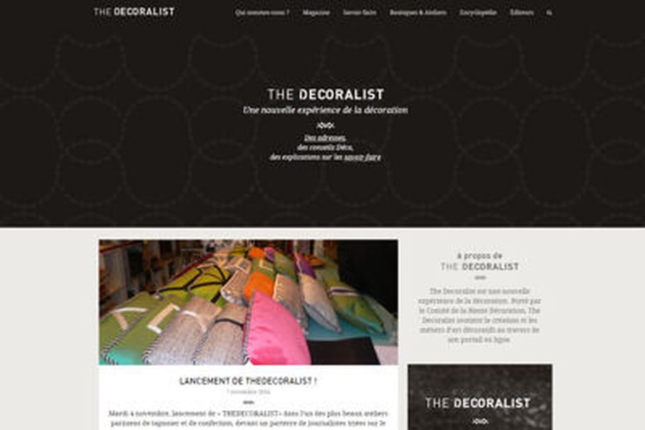 The Decoralist: une nouvelle approche de la déco