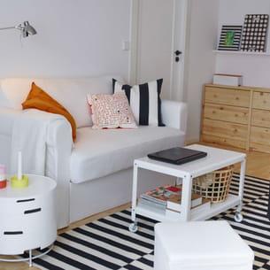 la table basse d 39 ikea. Black Bedroom Furniture Sets. Home Design Ideas