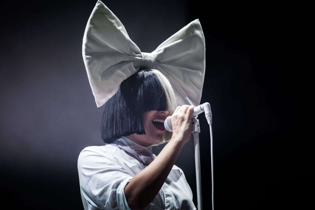 Sia, artiste féminine internationale de l'année