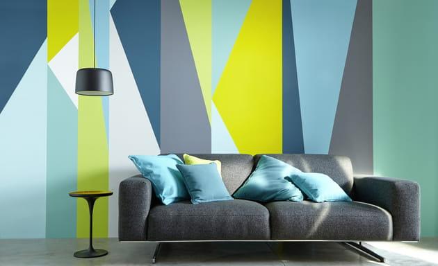 Peintures Bleu Riviera et Caraïbes par Castorama