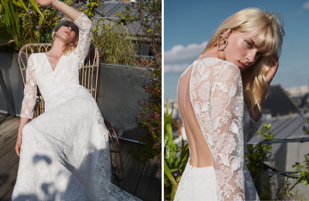 Robe de mariée Mathilde, Tara Jarmon & Donatelle Godart