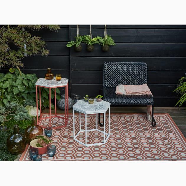 tapis aberti de la redoute int rieurs. Black Bedroom Furniture Sets. Home Design Ideas