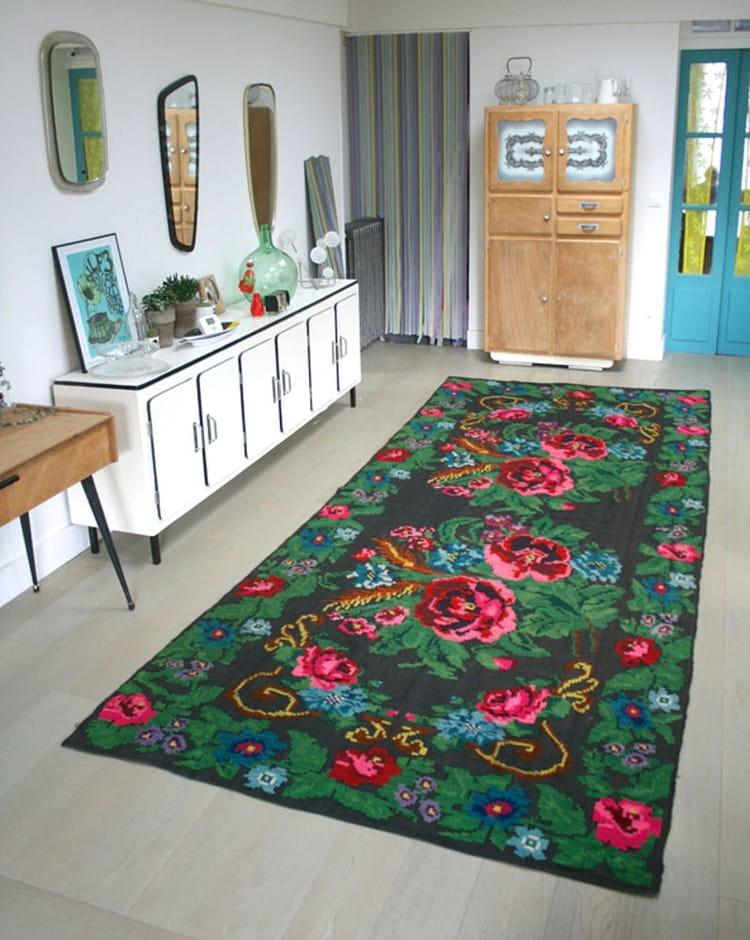 tapis kilim retour de chine2