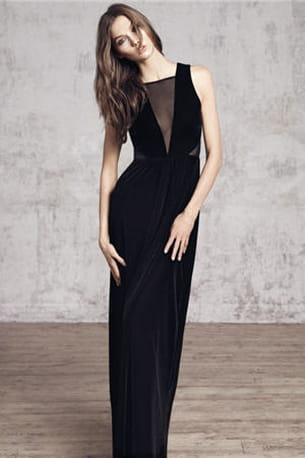 La robe en velours de Mango © SdP Mango cc560b78a702