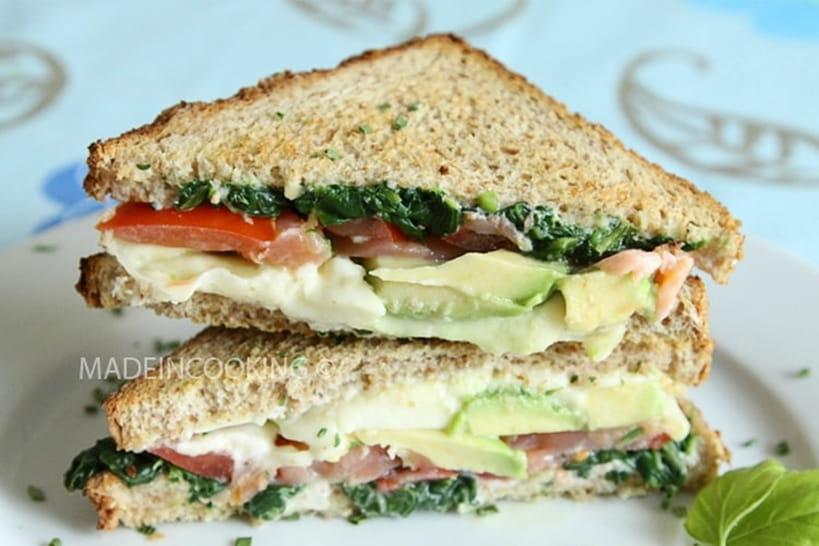 Recettes de club sandwich