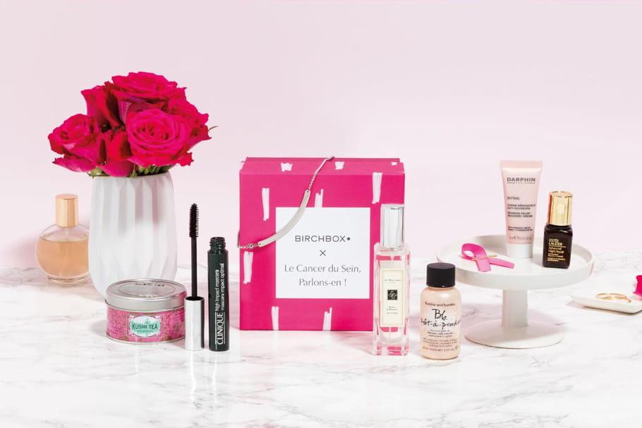 La tour Eiffel illuminée en rose mercredi — Cancer du sein