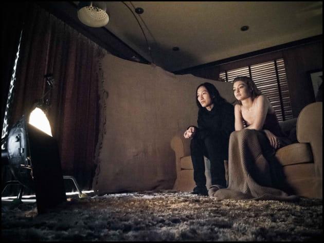 Gigi Hadid et Alexander Wang, mélancoliques
