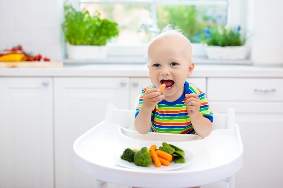 Les repères sur l'alimentation de bébé de 0à 3ans