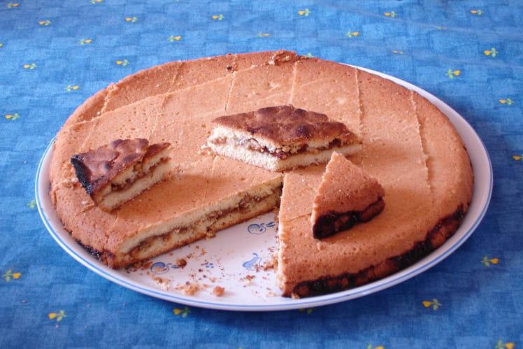 Gâteau figues/noix