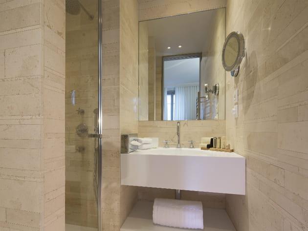 Les salles de bain comme de vrais espaces de détente